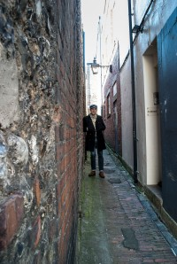 hide out alley